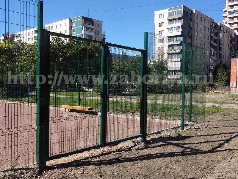 Современные ограждения в Москве