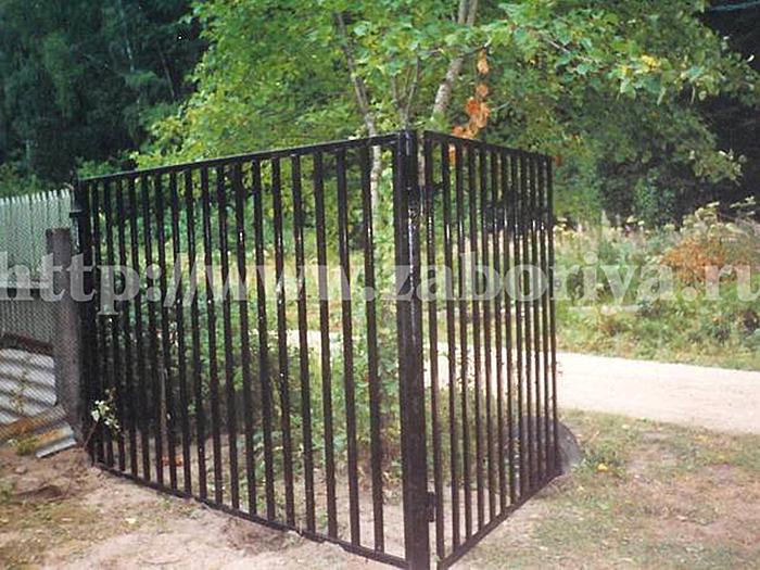 Профильные секционные ворота